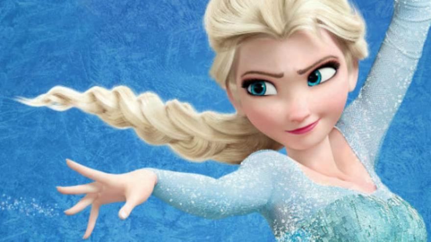 moment clin avec la venue de la reine des neiges - Joyeux Anniversaire Reine Des Neiges
